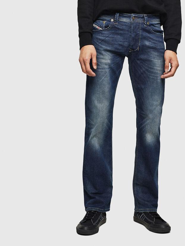 Larkee 0853R, Dark Blue - Jeans