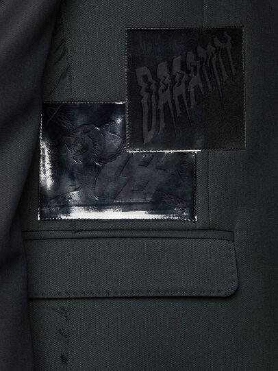 Diesel - J-SIMON, Black - Jackets - Image 5