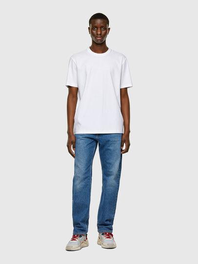 Diesel - T-JUST-VO, White - T-Shirts - Image 4