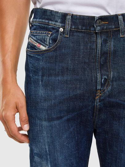 Diesel - D-Vider 0092X, Medium blue - Jeans - Image 3