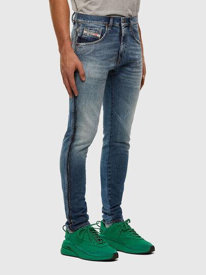 Diesel - D-Strukt 009GE, Medium blue - Jeans - Image 6