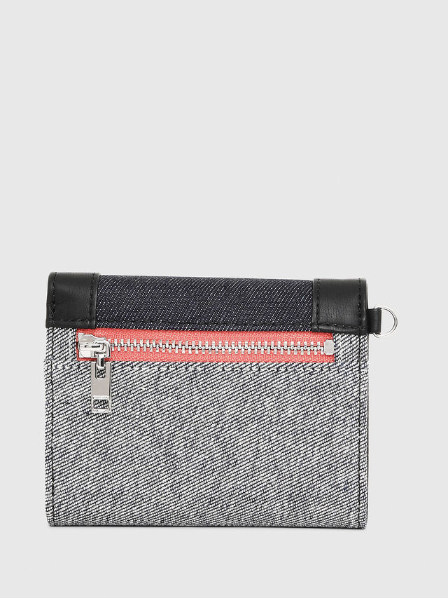 Diesel - YAMI II, Gray/Black - Small Wallets - Image 2