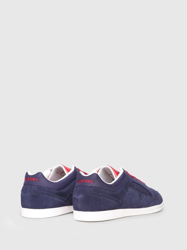 Diesel - S-HAPPY LOW, Navy Blue - Sneakers - Image 3