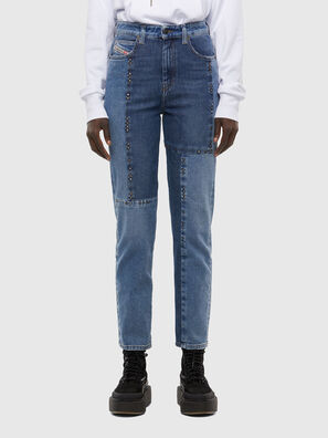 D-Eiselle JoggJeans 009KP, Light Blue - Jeans