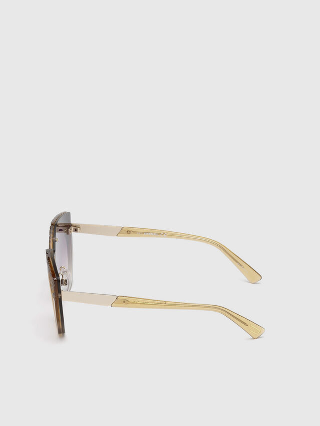 Diesel - DL0258, Honey - Sunglasses - Image 3
