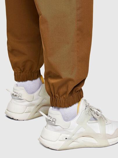 Diesel - P-LEVOS, Brown - Pants - Image 4