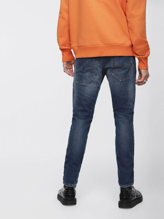 Diesel - Krooley JoggJeans 084YM, Medium blue - Jeans - Image 2
