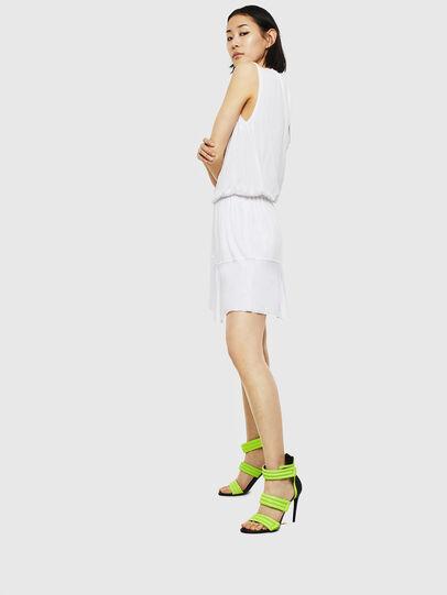 Diesel - D-ROCKI, White - Dresses - Image 5