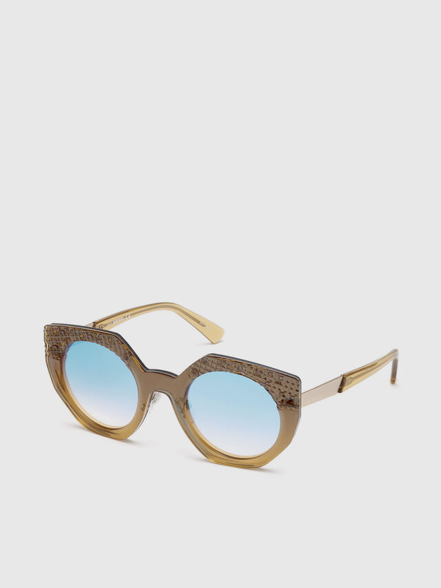 Diesel - DL0258, Honey - Eyewear - Image 2