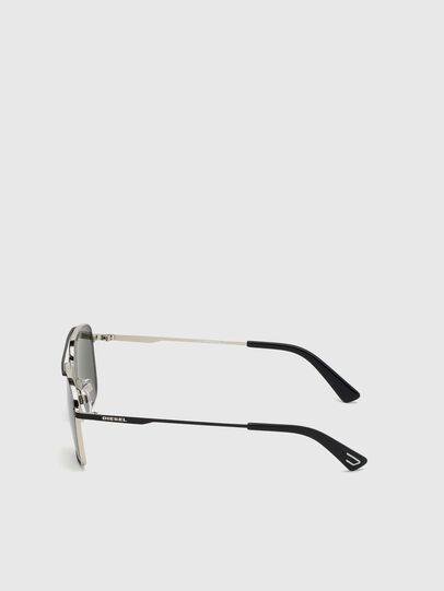 Diesel - DL0295, Black - Sunglasses - Image 3