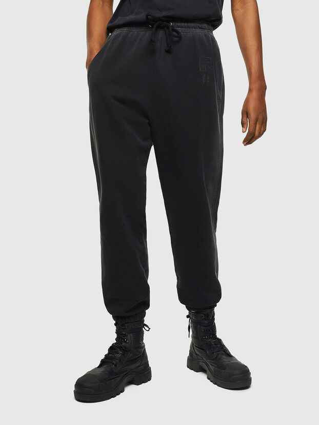 P-CALTON-SUN, Black - Pants