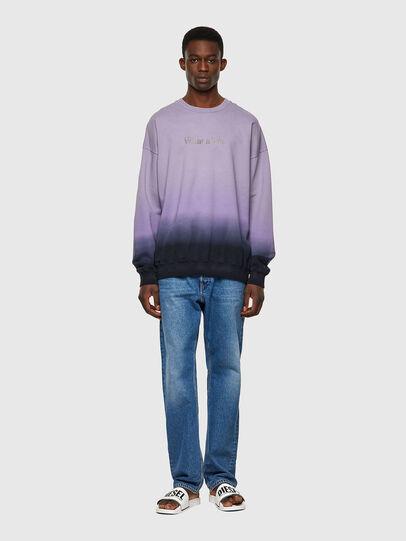 Diesel - S-MART-B4, Blue/Violet - Sweaters - Image 7