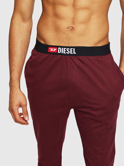 Diesel - UMLB-JULIO, Bordeaux - Pants - Image 3
