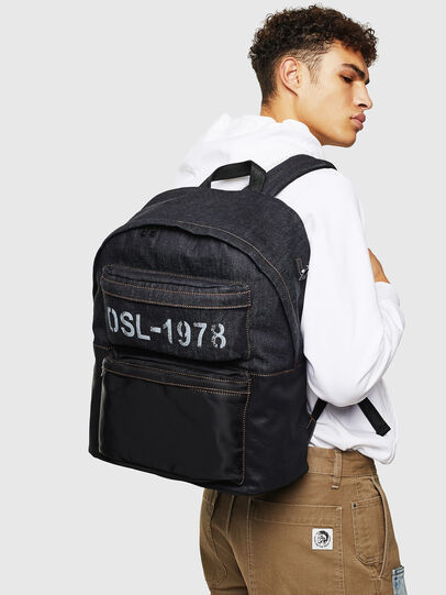 Diesel - MAROSTIK, Dark Blue - Backpacks - Image 8