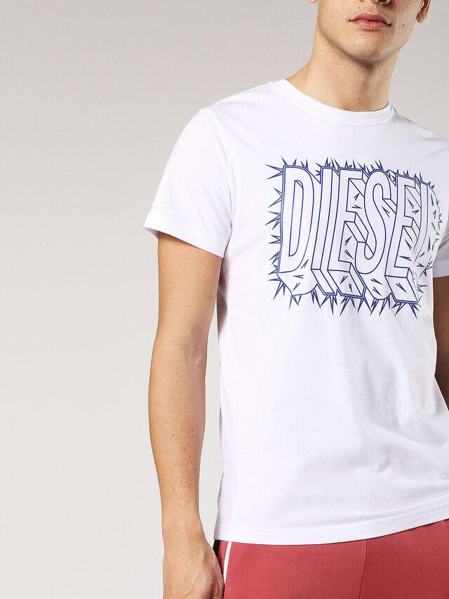 T-DIEGO-SL, White