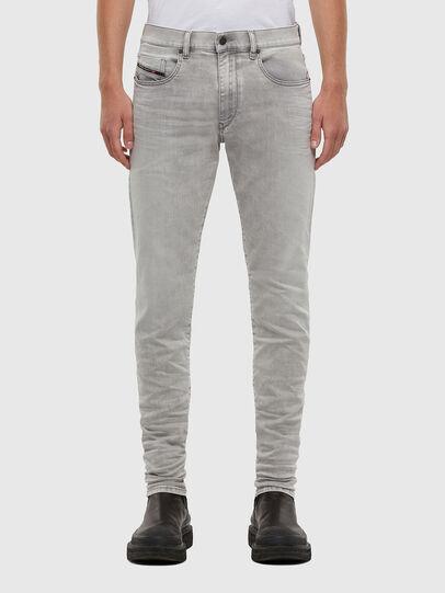 Diesel - D-Strukt 069RE, Light Grey - Jeans - Image 1