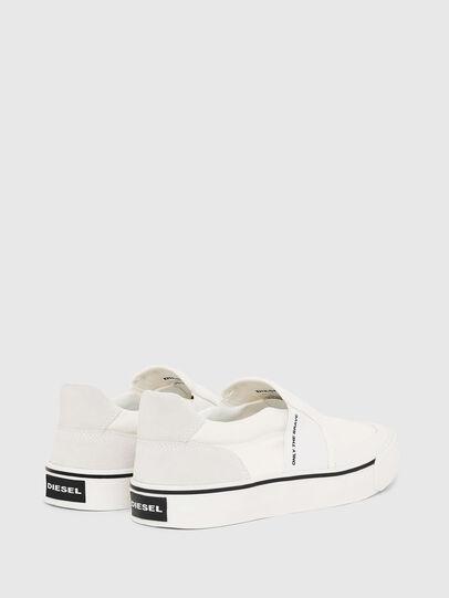 Diesel - S-FLIP SO, White - Sneakers - Image 3