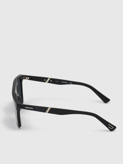 Diesel - DL0323, Black - Sunglasses - Image 3