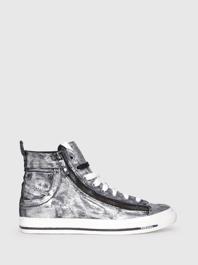 Diesel - EXPO-ZIP W, Silver - Sneakers - Image 1