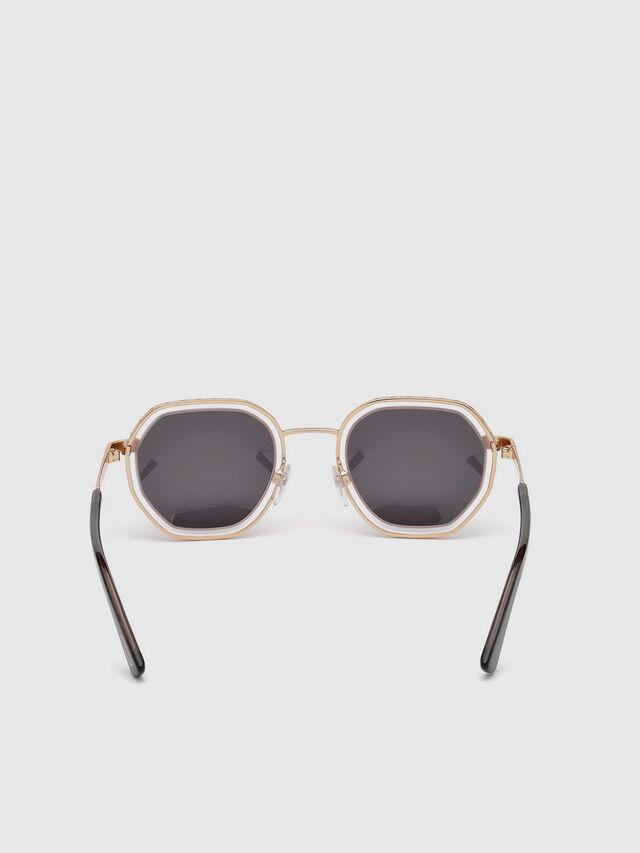 Diesel - DL0267, Pink - Sunglasses - Image 4