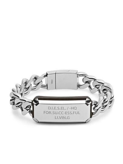 Diesel - BRACELET DX1017,  - Bracelets - Image 1