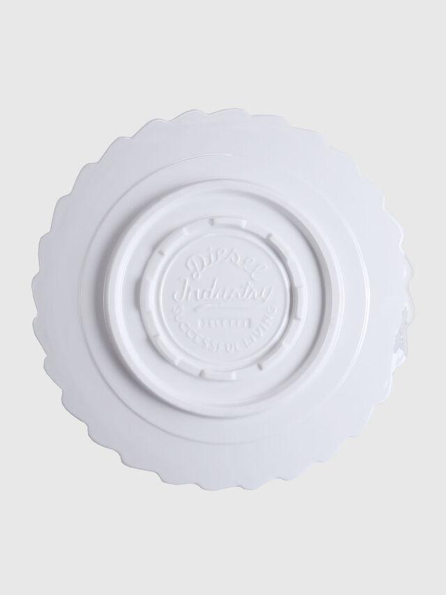 10992 MACHINE COLLEC, White