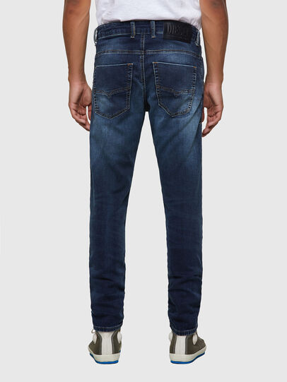 Diesel - Krooley JoggJeans® 069YF, Dark Blue - Jeans - Image 2
