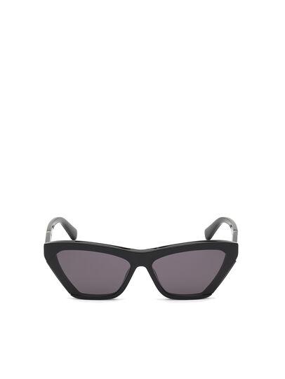 Diesel - DL0335, Black - Sunglasses - Image 1