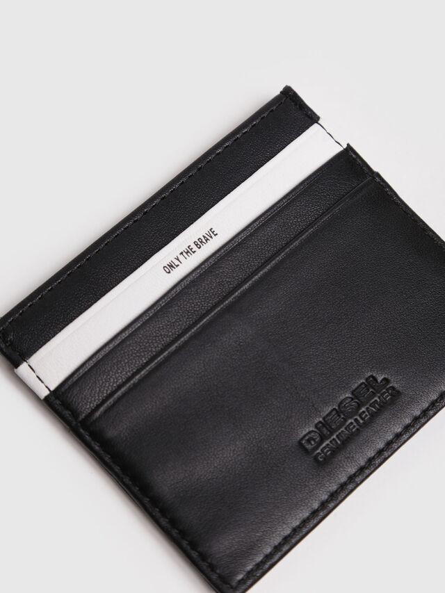 Diesel - JOHNAS I, Black/White - Small Wallets - Image 3