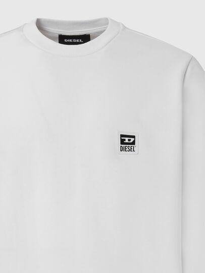 Diesel - S-GIRK-K12, White - Sweaters - Image 3