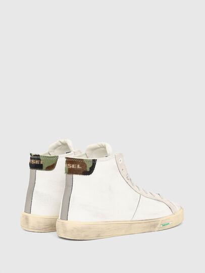 Diesel - S-MYDORI MC, White - Sneakers - Image 3