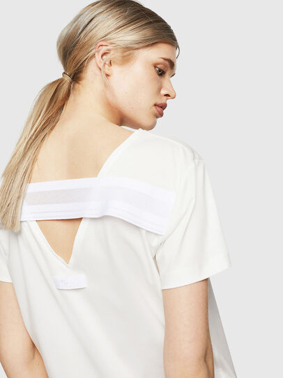 Diesel - D-YLY, White - Dresses - Image 3