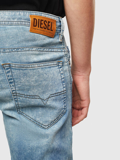 Diesel - Thommer JoggJeans 069LK, Light Blue - Jeans - Image 3