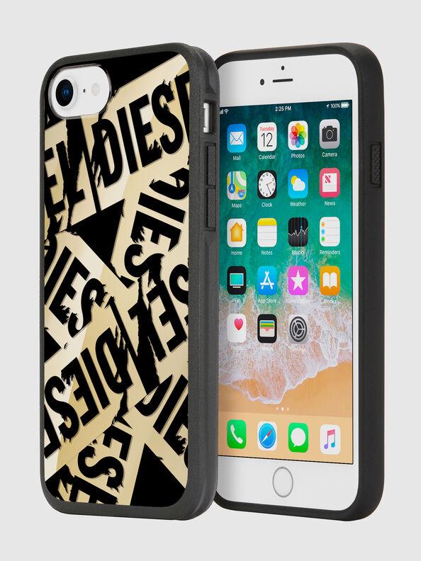 MULTI TAPE GOLD/BLACK IPHONE 8/7/6S/6 CASE,  - Cases