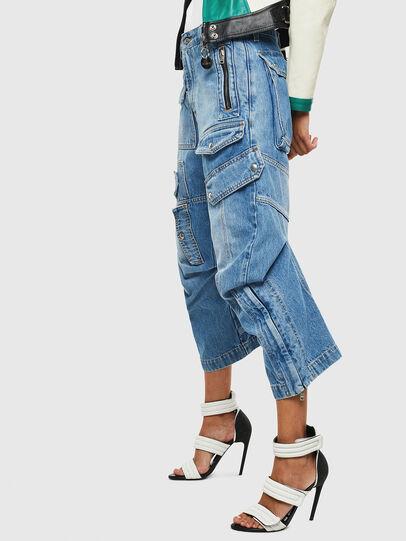 Diesel - DE-MIRY, Blue Jeans - Pants - Image 7