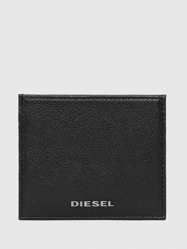 Diesel - JOHNAS, Black - Small Wallets - Image 1