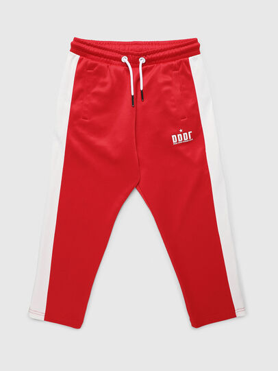 Diesel - PDMITRY, Red/White - Pants - Image 1