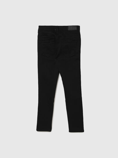 Diesel - D-SLANDY-HIGH-J-SP, Black - Jeans - Image 2