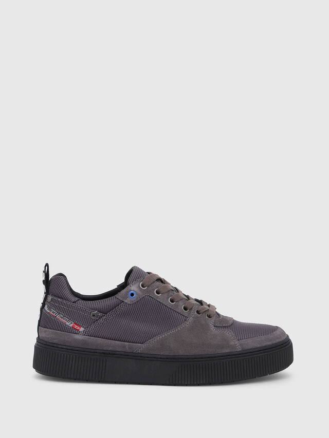 Diesel - S-DANNY LC II, Blue/Grey - Sneakers - Image 1