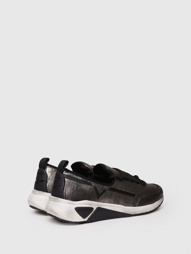 Diesel - S-KBY, Gold/Black - Sneakers - Image 2