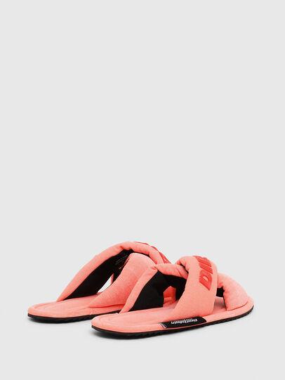 Diesel - SA-MERY X, Pink - Slippers - Image 3