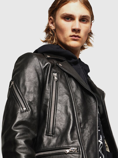 Diesel - L-PERF,  - Leather jackets - Image 5