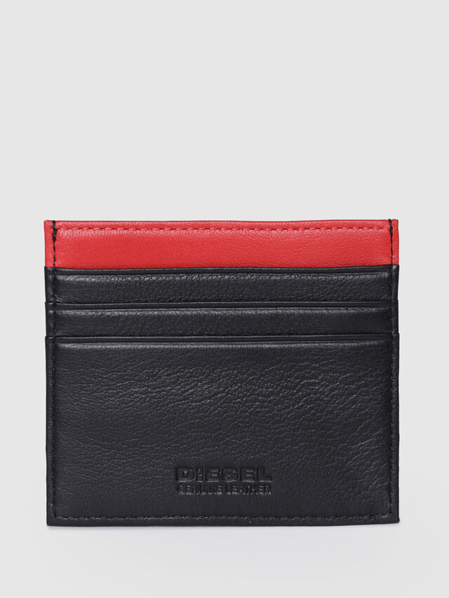 Diesel - JOHNAS I, Black/Red - Small Wallets - Image 2