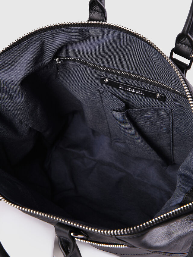 Diesel LE-NINNA, Black - Shopping and Shoulder Bags - Image 6