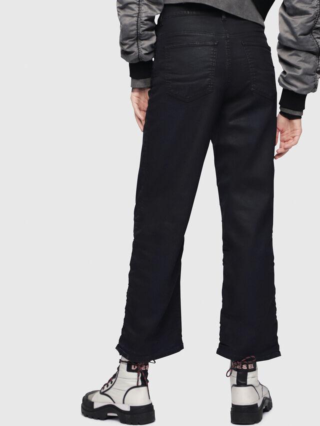 Diesel - Widee JoggJeans 0688U, Black/Dark grey - Jeans - Image 2