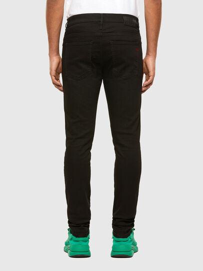 Diesel - D-Istort 069EF, Black/Dark grey - Jeans - Image 2