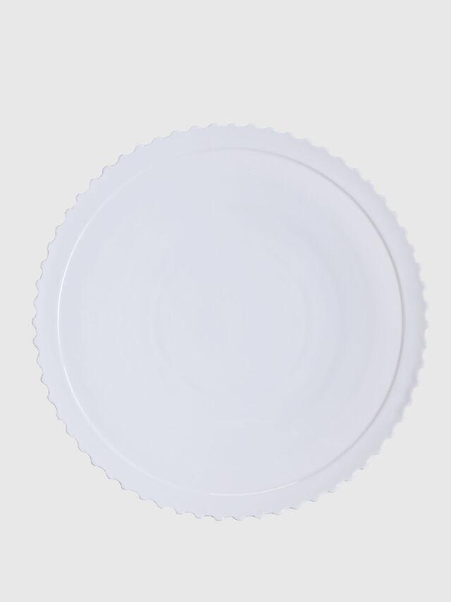 Living 10991 MACHINE COLLEC, White - Plates - Image 1