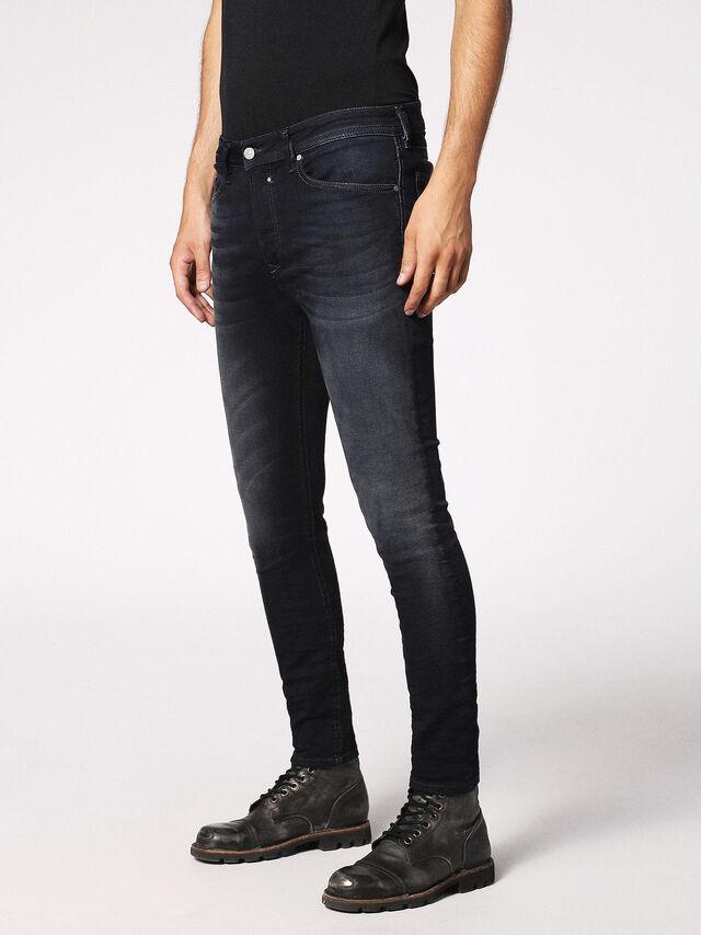Diesel Spender JoggJeans 0686F, Dark Blue - Jeans - Image 5