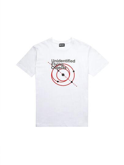 Diesel - T-DIEGOS-B15, White - T-Shirts - Image 5