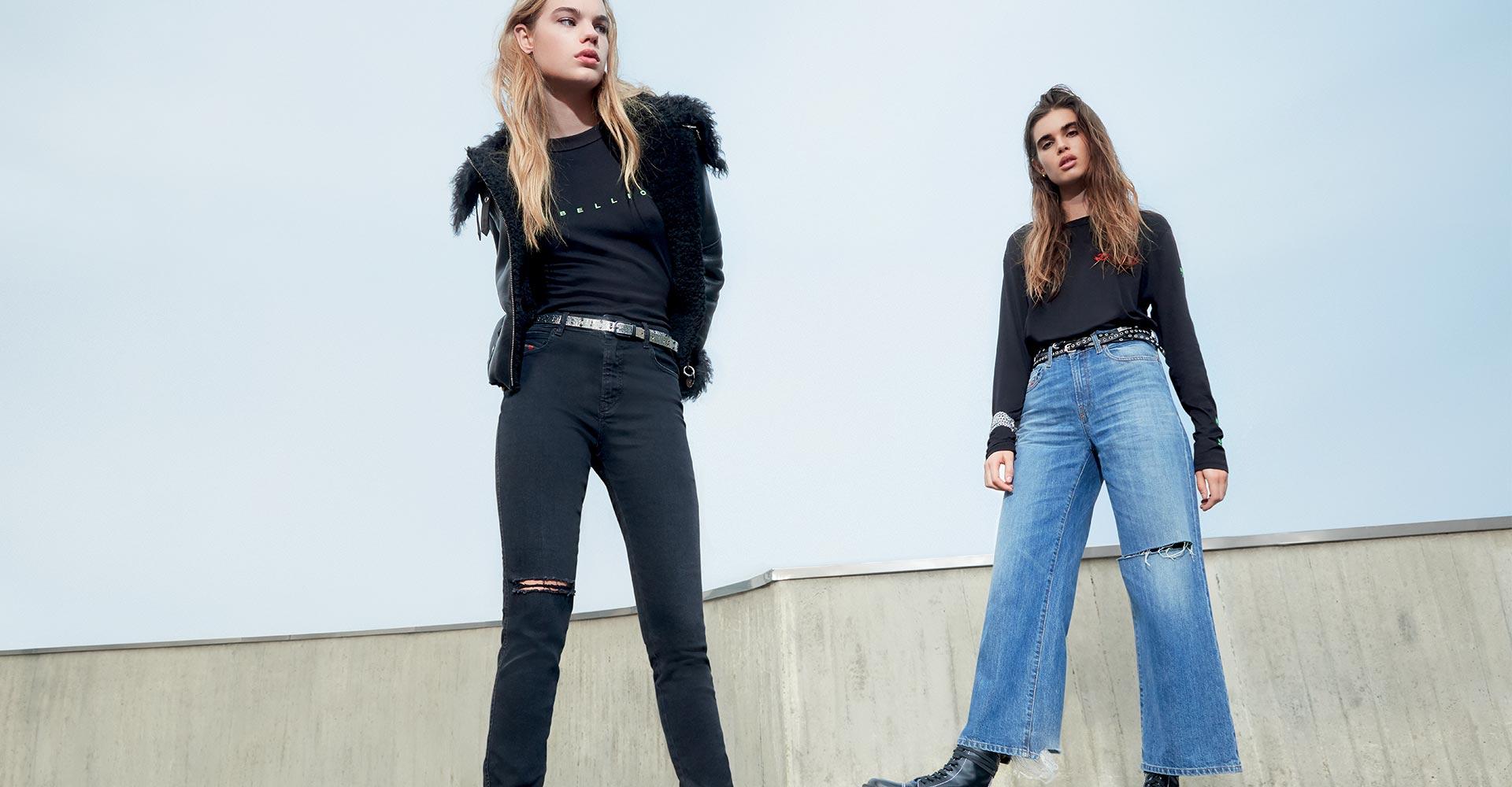 Diesel Jeans New Arrivals Woman